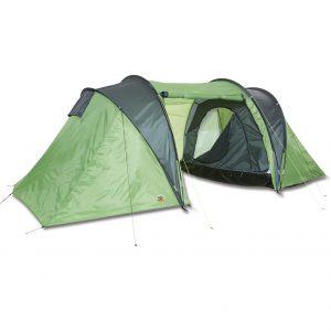 Iglu-Doppeldachzelt für 4 Personen
